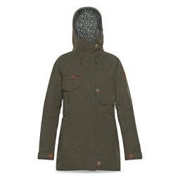 Dakine Linnton Womens Insulated Ski Jacket, Jungle, 256