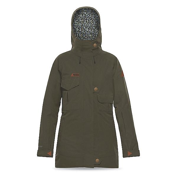 Dakine Linnton Womens Insulated Ski Jacket, Jungle, 600
