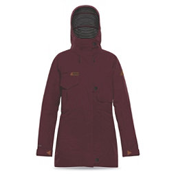Dakine Linnton Womens Insulated Ski Jacket, Rosewood, 256