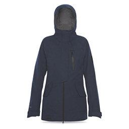 Dakine Redmond Womens Shell Ski Jacket, Midnight, 256