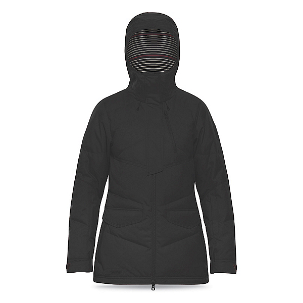 Dakine Lorimer Down Womens Insulated Ski Jacket, Black, 600