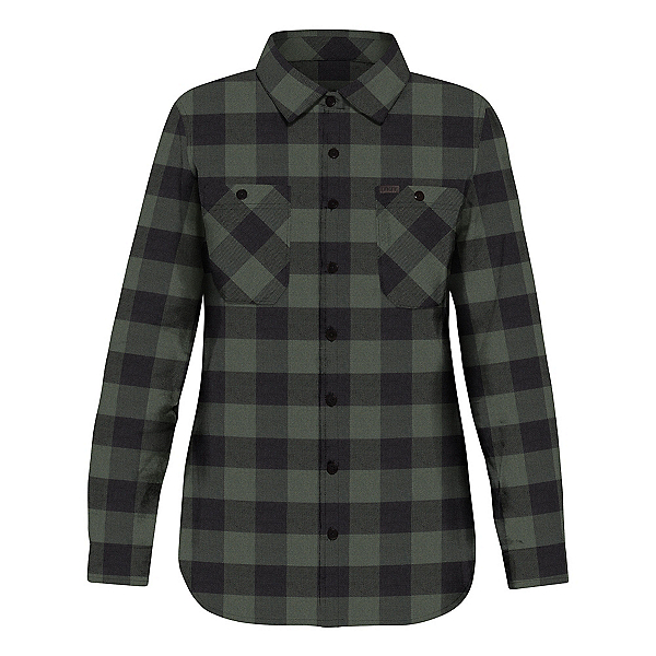 Dakine Canterbury Womens Flannel Shirt, , 600