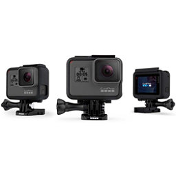 GoPro The Frame (HERO5 Black) 2017, AAFRM-001, 256