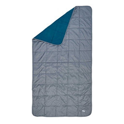 Kelty Bestie Blanket 2018, Chevron-Deep Teal, 256
