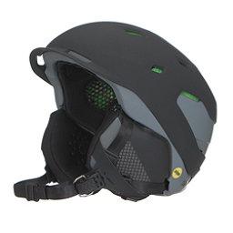Smith Quantum MIPS Helmet 2019, Matte Black Charcoal, 256