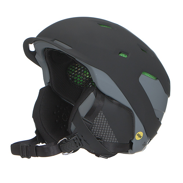 Smith Quantum MIPS Helmet 2020, Matte Black Charcoal, 600