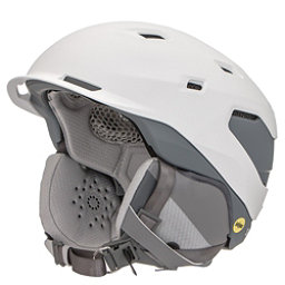 Smith Quantum MIPS Helmet 2018, Matte White Charcoal, 256