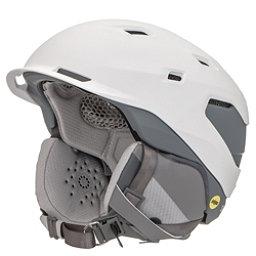 Smith Quantum MIPS Helmet 2019, Matte White Charcoal, 256