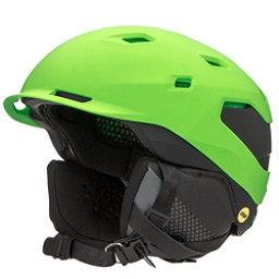 Smith Quantum MIPS Helmet 2018, Matte Reactor Black, 256