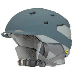 Smith Quantum MIPS Helmet 2019, Matte Thunder Gray, 256