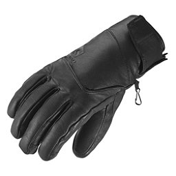 Salomon Even Gloves, Black, 256