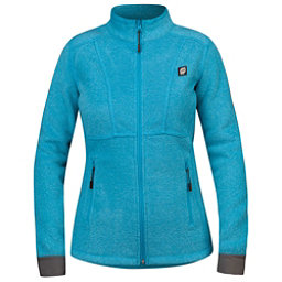 Orage Pursuit Fleece Womens Jacket, Turkish Blue, 256