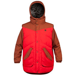 Orage B-Dog Mens Insulated Ski Jacket, Sequoia, 256