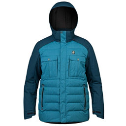 Orage Momentum Mens Insulated Ski Jacket, Steel Blue, 256