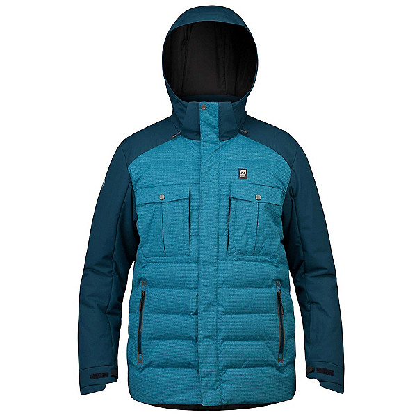 Orage Momentum Mens Insulated Ski Jacket, , 600