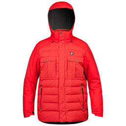 Orage Momentum Mens Insulated Ski Jacket, Fire Red, 256