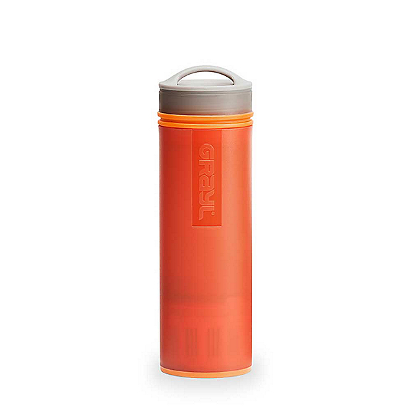 Grayl Ultralight Purifier [+Filter] Water Bottle 2017, Orange, 600