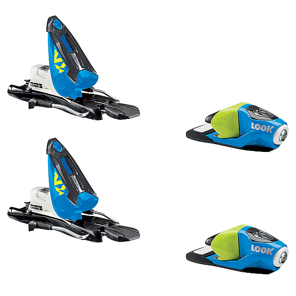 Look NX Team 10 Junior Ski Bindings, , 600