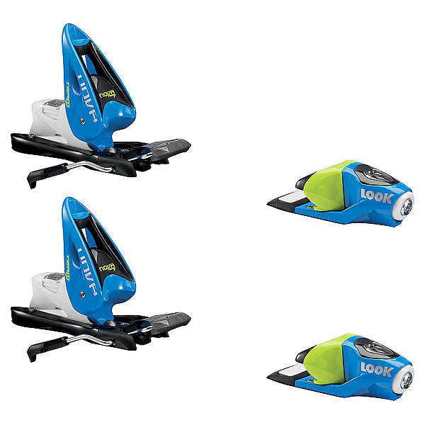 Look Nova Team 7 Junior Ski Bindings, , 600