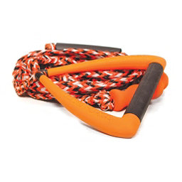 Liquid Force DLX Wakesurf Rope 2018, Orange, 256