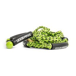 Liquid Force Floating Wakesurf Rope 2018, Green, 256