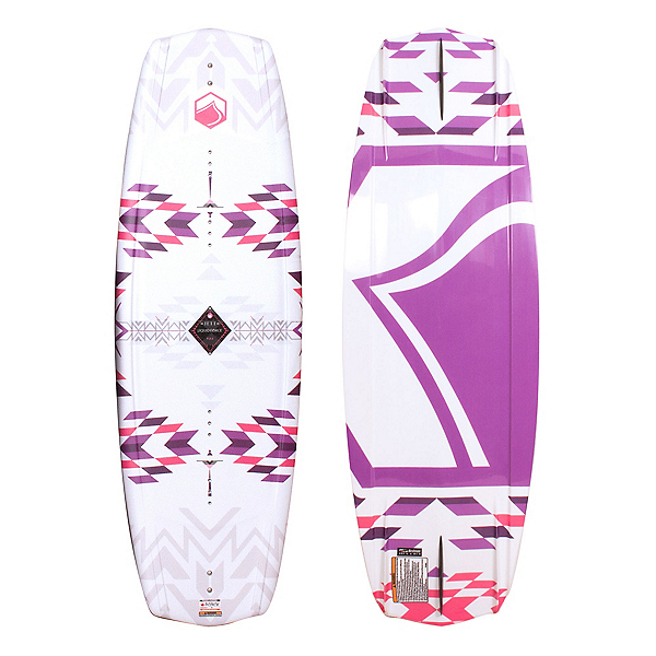 Liquid Force Jett Womens Wakeboard, 132cm, 600