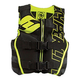 Hyperlite Youth Indy Neo Junior Life Vest 2018, Black-Volt, 256