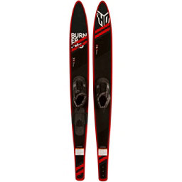 HO Sports Burner Pro Combo Water Skis With FreeMax Bindings 2018, , 256
