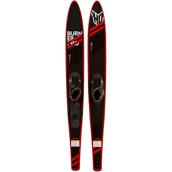HO Sports Burner Pro Combo Water Skis With FreeMax Bindings 2018, , 600