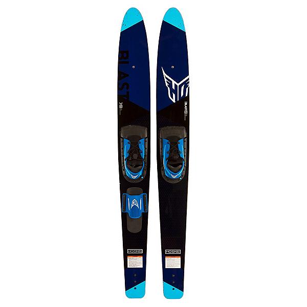 HO Sports Blast Combo Water Skis With Horse-Shoe Bindings, , 600