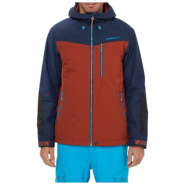O'Neill Cue Mens Insulated Snowboard Jacket, , 600