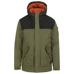 O'Neill Utility Mens Insulated Snowboard Jacket, Wintermoss, 256