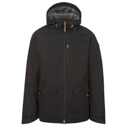 O'Neill Tempest Mens Insulated Snowboard Jacket, Black Out, 256