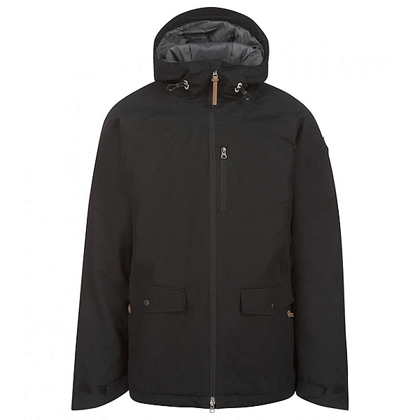O'Neill Tempest Mens Insulated Snowboard Jacket, Black Out, 600