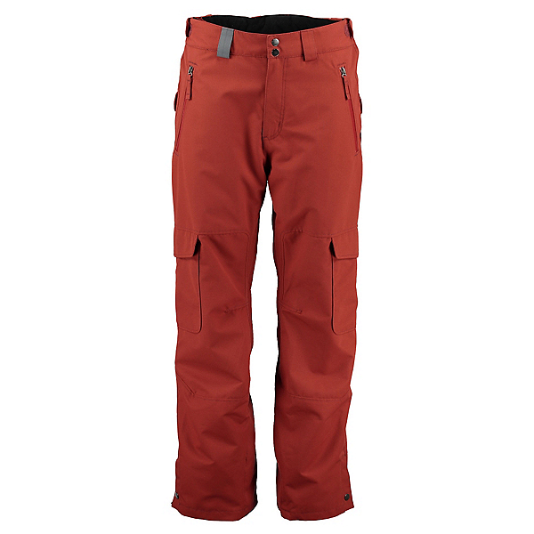 O'Neill Contest Mens Snowboard Pants, Burnt Henna, 600