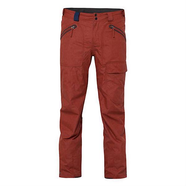 O'Neill Construct Mens Snowboard Pants, Burnt Henna, 600