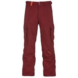 O'Neill Exalt Mens Snowboard Pants, Cabernet, 256