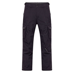 O'Neill Exalt Mens Snowboard Pants, Black Out, 256
