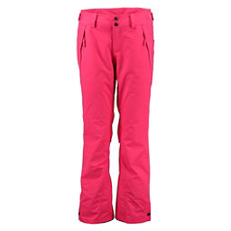 O'Neill Glamour Womens Snowboard Pants, Virtual Pink, 256