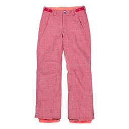 O'Neill Carat Girls Snowboard Pants, Virtual Pink, 256