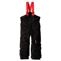 O'Neill Poison Bib Toddler Boys Ski Pants, Black Out, 256