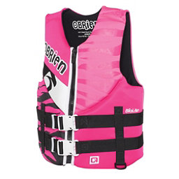 O'Brien Girls Neo Teen Life Vest 2018, Pink, 256