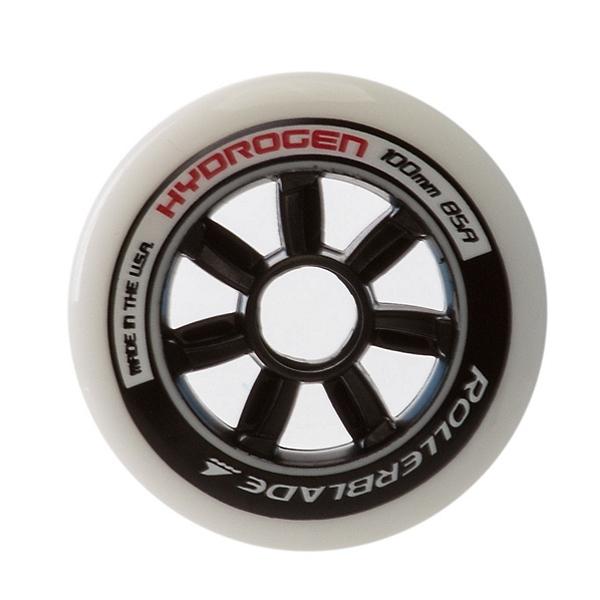 Rollerblade Hydrogen 100mm 85A Inline Skate Wheels - 8 Pack 2020, , 600
