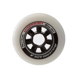 Rollerblade Hydrogen 90mm 85A Inline Skate Wheels - 8 Pack 2017, , 256