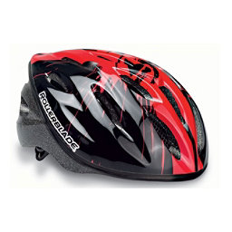 Rollerblade Workout Kids Fitness Helmet 2017, Black-Red, 256