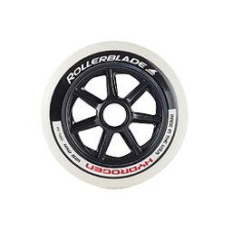 Rollerblade Hydrogen 125mm 85A Inline Skate Wheels - 6 Pack 2017, , 256