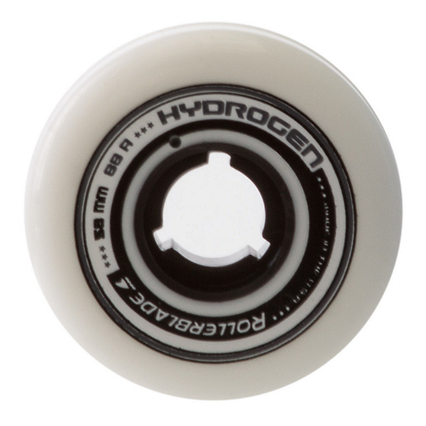 Rollerblade Hydrogen 58mm 88A Aggressive Skate Wheels - 4 Pack 2019, , 600