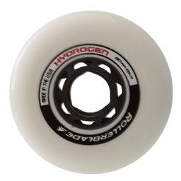 Rollerblade Hydrogen 80mm 85A Inline Skate Wheels - 8 Pack 2018, , 256