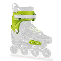 Rollerblade Twister Custom Kit 2017, Green, 256
