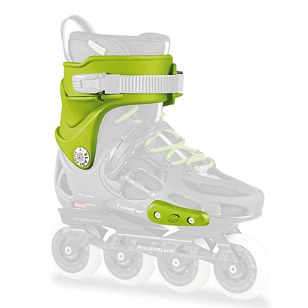Rollerblade Twister Custom Kit, Green, 600